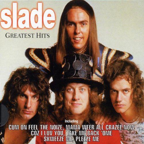 SLADE - Greatest Ever Rock: The Defini - Zortam Music
