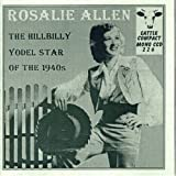 Copertina di album per The Hillbilly Yodel Star of the 1940s