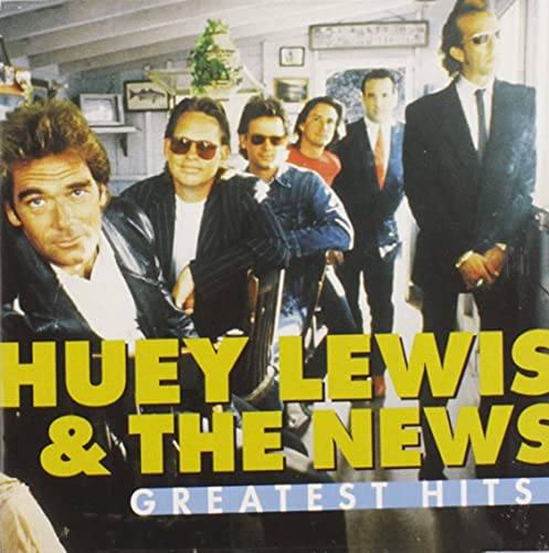 Huey Lewis & The News - Countdown 1986 - Zortam Music