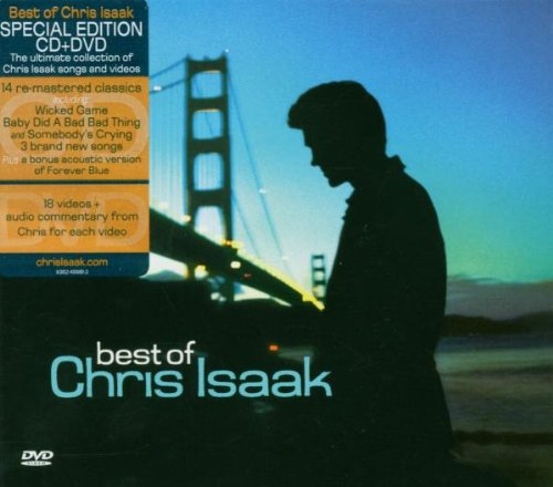 Chris Isaak - Best of Chris Isaak [CD + DVD] - Zortam Music