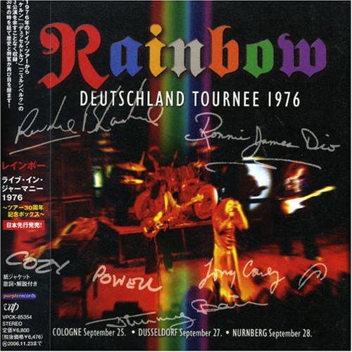 RAINBOW - Live In Germany (disc 1) - Zortam Music