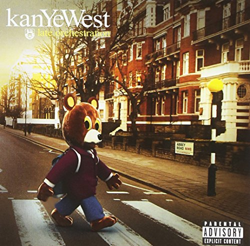 Kanye West - Late Orchestration: Live at Abbey Road Studios - Zortam Music