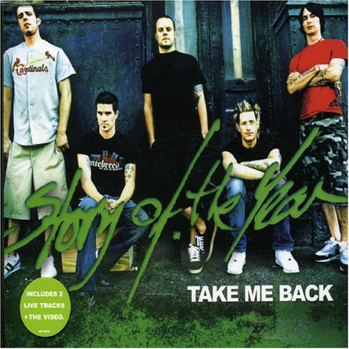 STORY OF THE YEAR - Take Me Back (Internet CDS) - Zortam Music