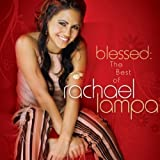 Album cover for Blessed: The Best of Rachael Lampa