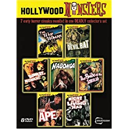 Hollywood Monster Gift Box Set
