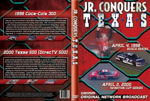 Jr. Takes Texas: Dale Jr.