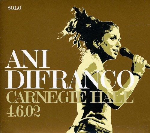 Ani Difranco - Carnegie Hall 4 6 02 - Zortam Music