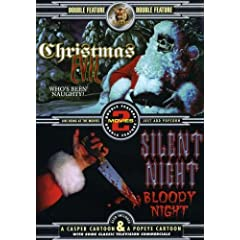 Christmas Evil/Silent Night Bloody Night