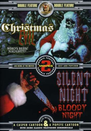 Christmas Evil/Silent Night Bloody Night