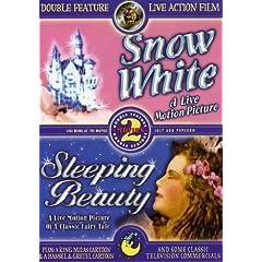 Snow White/Sleeping Beauty