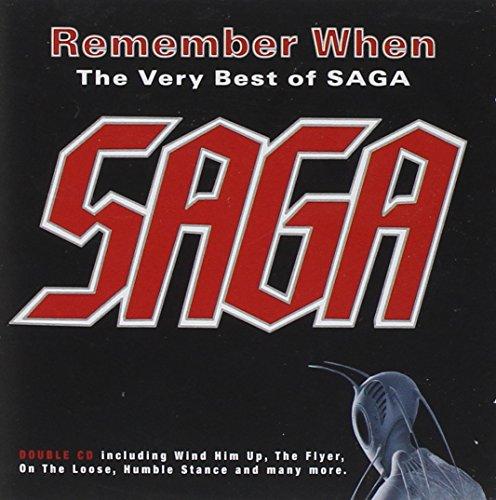 SAGA - The Works [Disc 1] - Zortam Music