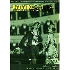 Karaoke Opera 3: Gilbert & Sullivan