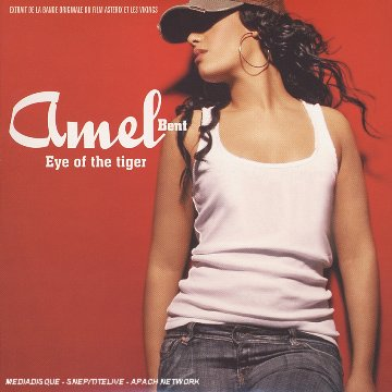 Amel Bent - Eye Of The Tiger - Lyrics2You