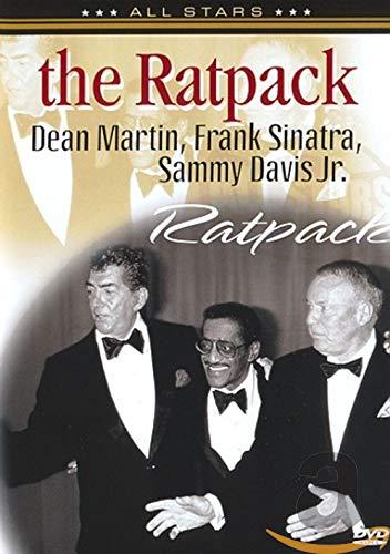 The Ratpack: Dean Martin, Frank Sinatra, Sammy Davis Jr.