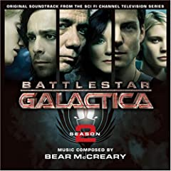 BSG season 2 album cover