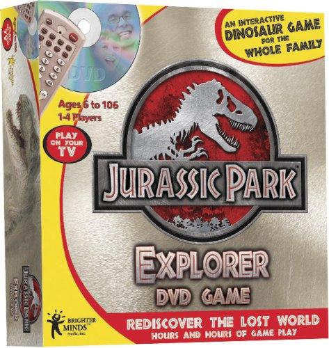 Jurassic Park Explorer Boxed