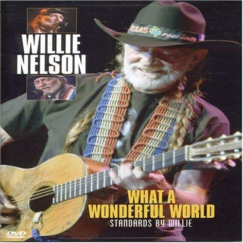 Willie Nelson: What a Wonderful World [Region 2]