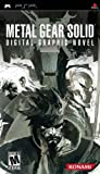 Metal Gear Solid: Digital Graphic Novel for PSP