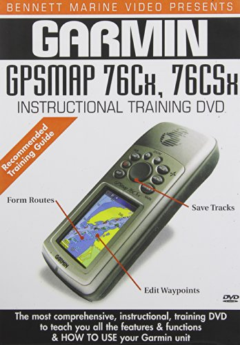 Garmin GPSMAP 76CX, 76CSX