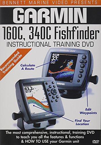 Garmin 160C, 340C Fishfinder