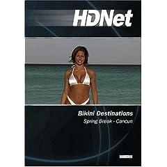 Bikini Destinations: Spring Break - Cancun (WMVHD)