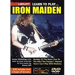 Learn to Play...Iron Maiden Guitar Techniques