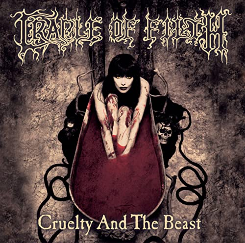 Cradle of Filth - Cruelty and the Beast CD1 - Zortam Music