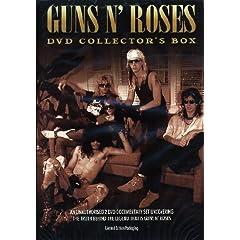 Guns 'N Roses - DVD Collector's Box