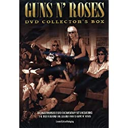 Guns 'N Roses - DVD Collector's Box