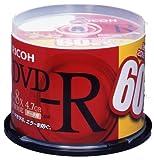 DM8RD-S60SP DVD-R8倍速データ用スピンドル60枚