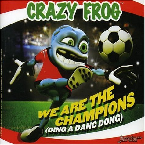 Crazy Frog - We Are The Champions (Ding A D - Zortam Music