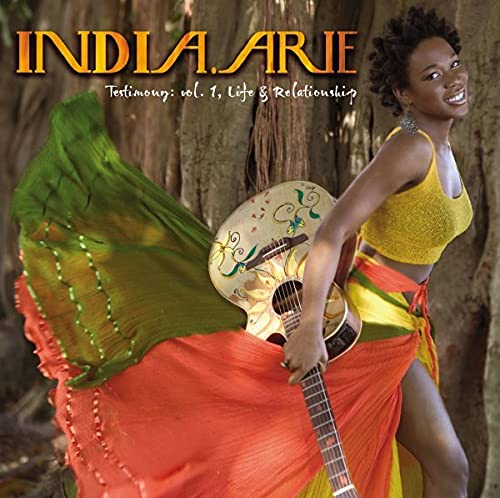 India.Arie - Testimony, Vol. 1: Life And Relationship - Zortam Music