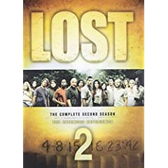 LOST Season 2 on DVD