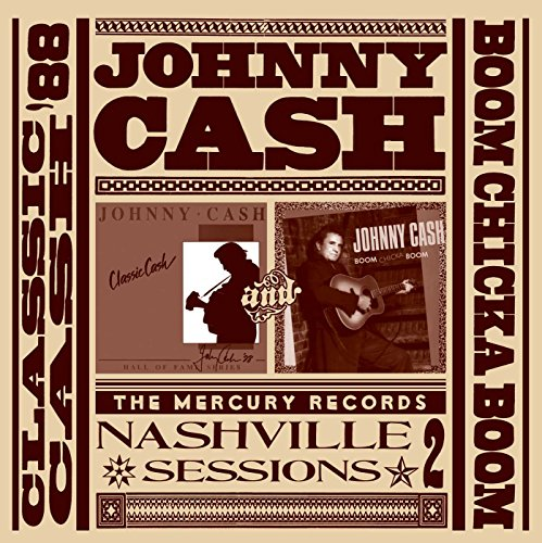 Johnny Cash - Classic Cash & Boom Chicka Boom - Zortam Music
