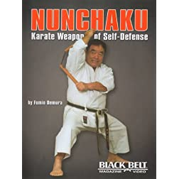 Nunchaku: Karate Weapon Of Self-Defense by Fumio Demura