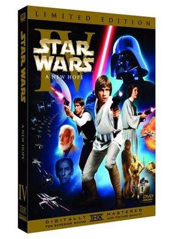 Star Wars Episode IV: A New Hope (Limited Edition, Includes Theatrical Version) [1977]