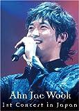 アン・ジェウク 1st Concert in Japan 初回限定版