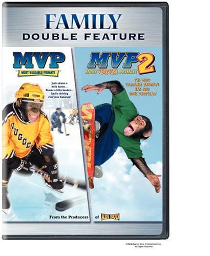 MVP Most Valuable Primate / MVP 2 Most Vertical Primate