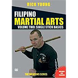 Filipino Martial Arts Vol 2: Single Stick Basic Training