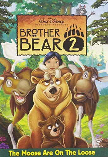 Brother Bear II / Братец Медвежонок 2 (2006)