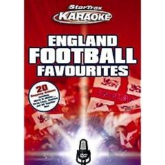 England Football Favourites