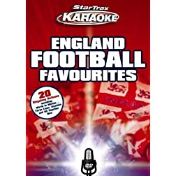 England Football Favourites