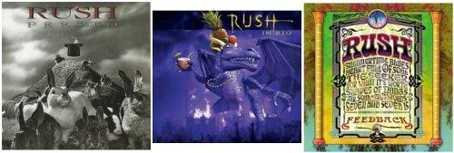Rush - Feedback [EP] - Zortam Music