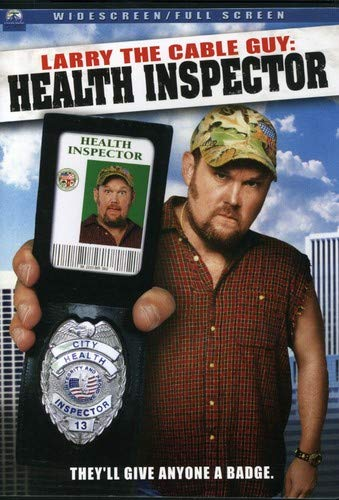 Larry the Cable Guy: Health Inspector / Сан-инспектор (2006)