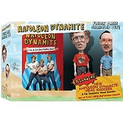 Napoleon Dynamite Flippin' Sweet Collector's Set
