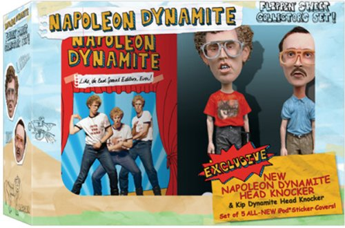 Napoleon Dynamite Flippin' Sweet Collector's Set