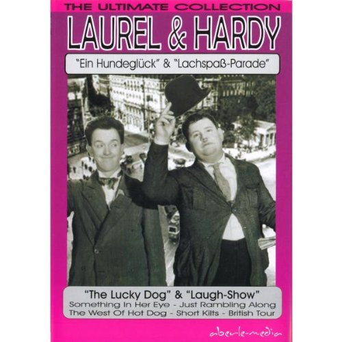 Laurel & Hardy Ultimate Collection Vol. 2