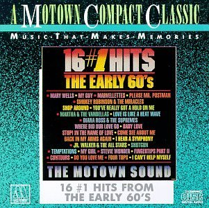 Smokey Robinson - 16 #1 Hits From The Early 60