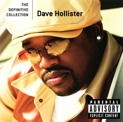 The Definitive Collection by Dave Hollister album cover