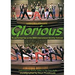 Glorious-Instructional Dance Video in Hip-Hop Styl